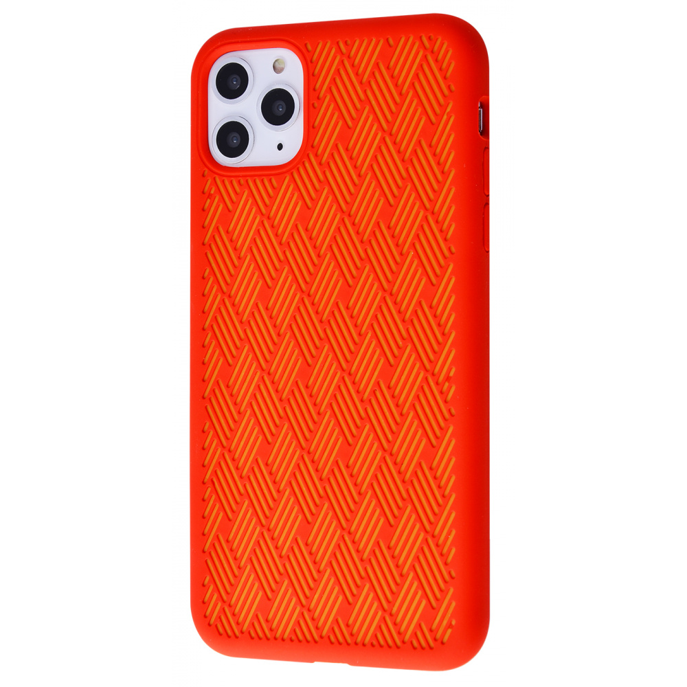 Silicone Weaving Case iPhone 11 Pro Max - фото 3