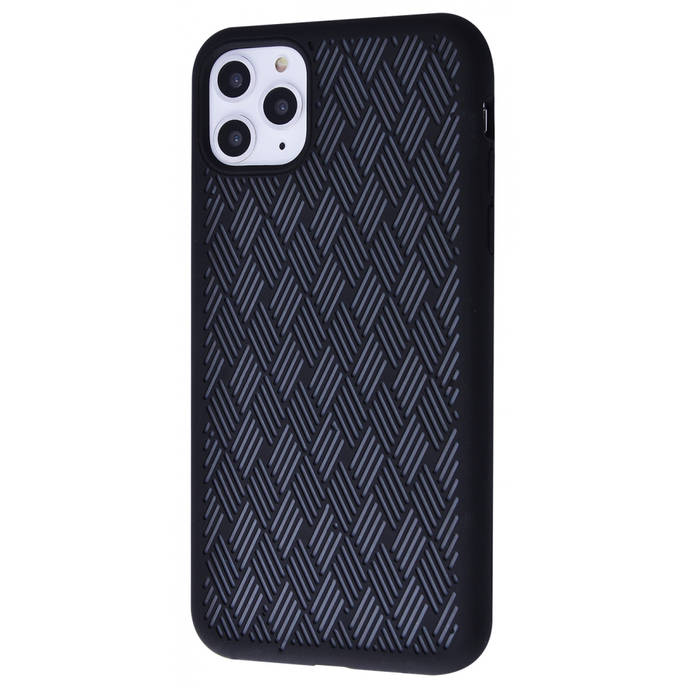 Silicone Weaving Case iPhone 11 Pro Max - фото 5