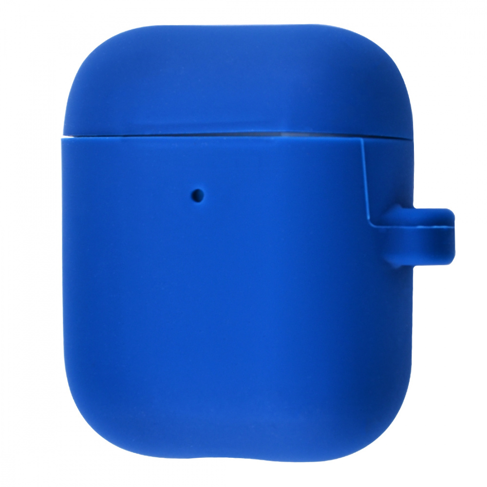 Silicone Case Slim with Carbine for AirPods 2 - фото 9
