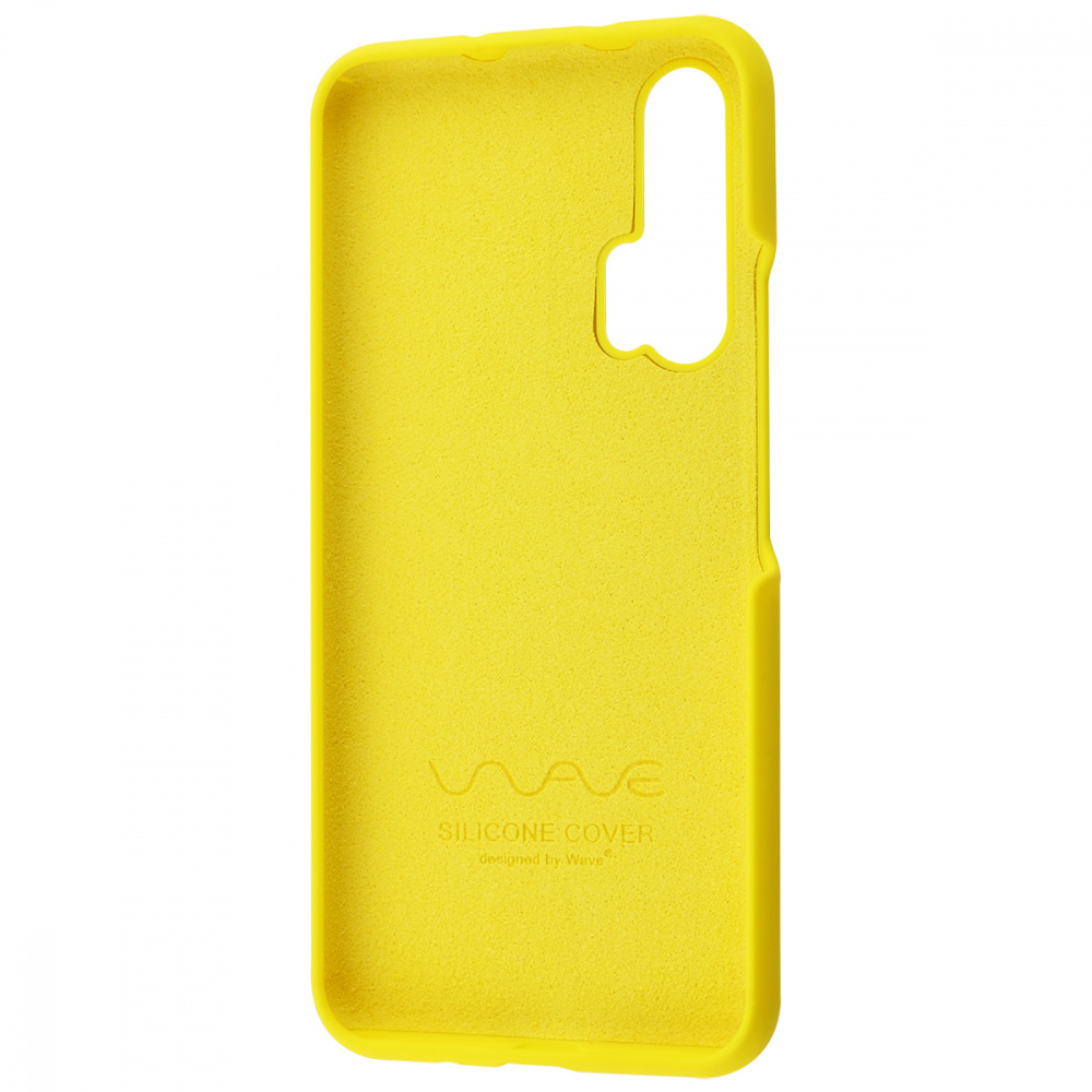 WAVE Full Silicone Cover Honor 20 Pro - фото 2
