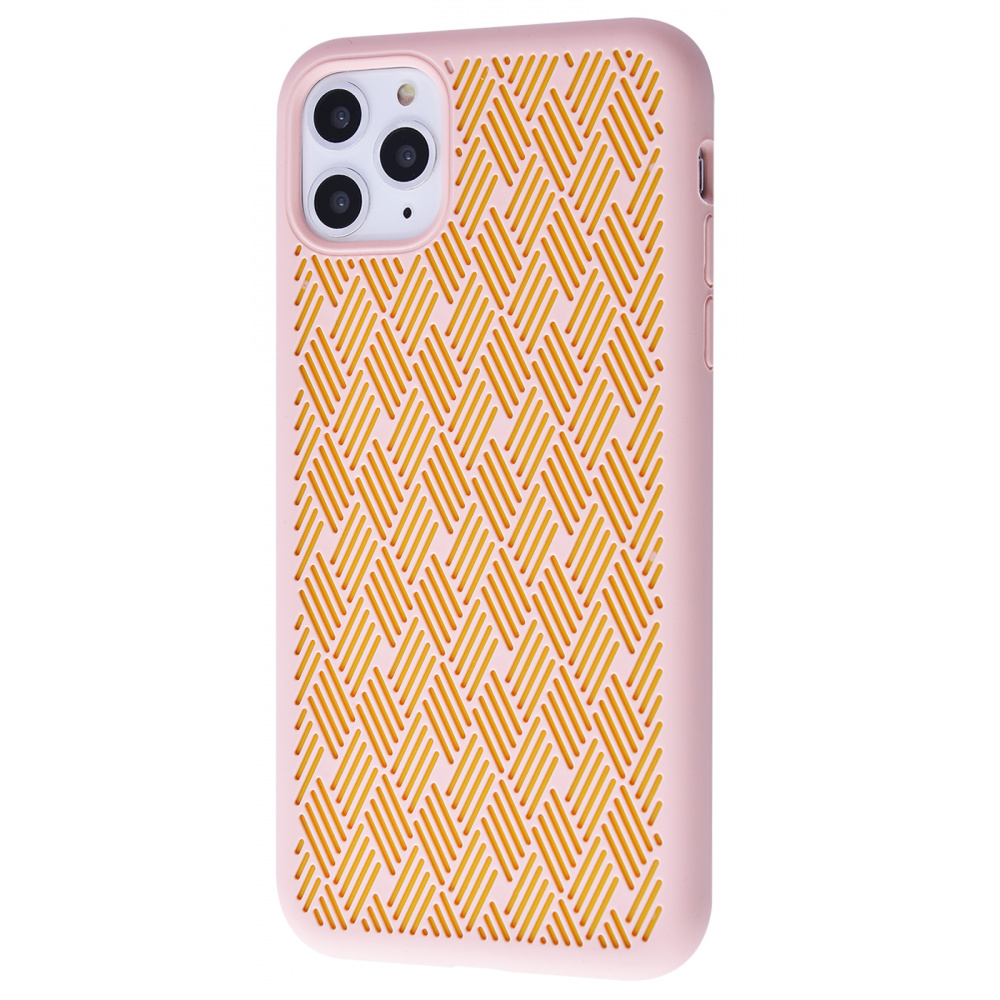 Silicone Weaving Case iPhone 11 Pro Max - фото 4