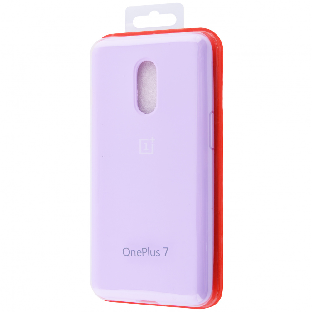 Silicone Cover Full Protective OnePlus 7 - фото 1
