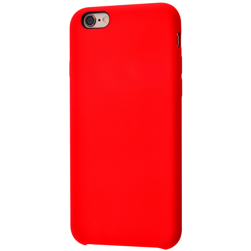 Silicone Case Without Logo iPhone 6/6s - фото 6